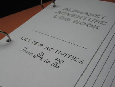 Summer Adventure Log Books