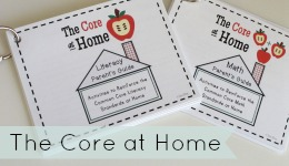 The Core at Home