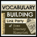 Vocabulary Building Link Party 150
