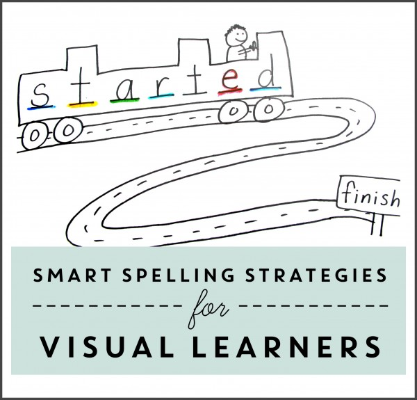 Smart Spelling Strategies for Visual Learners