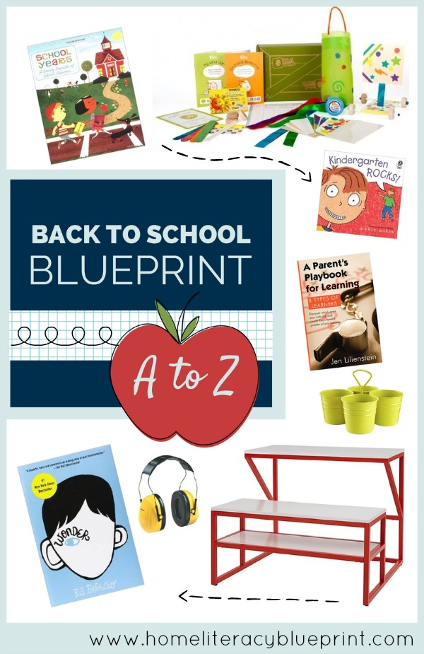Back to School Blueprint