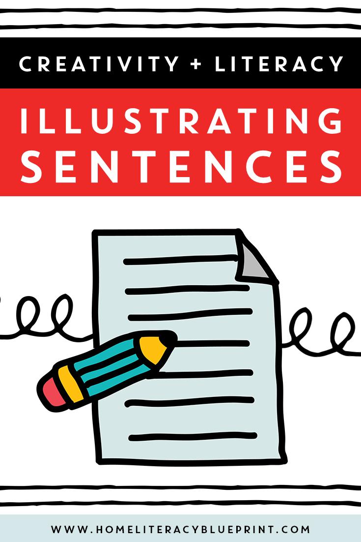 Illustrate a Sentence - Home Literacy Blueprint