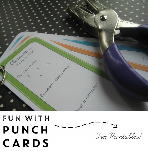 Fun with Punch Cards