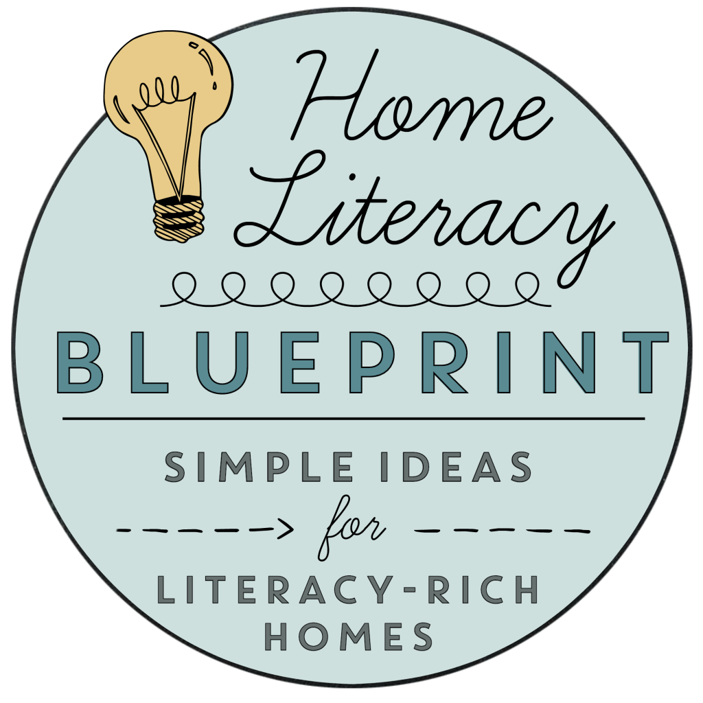 Grab button for Home Literacy Blueprint