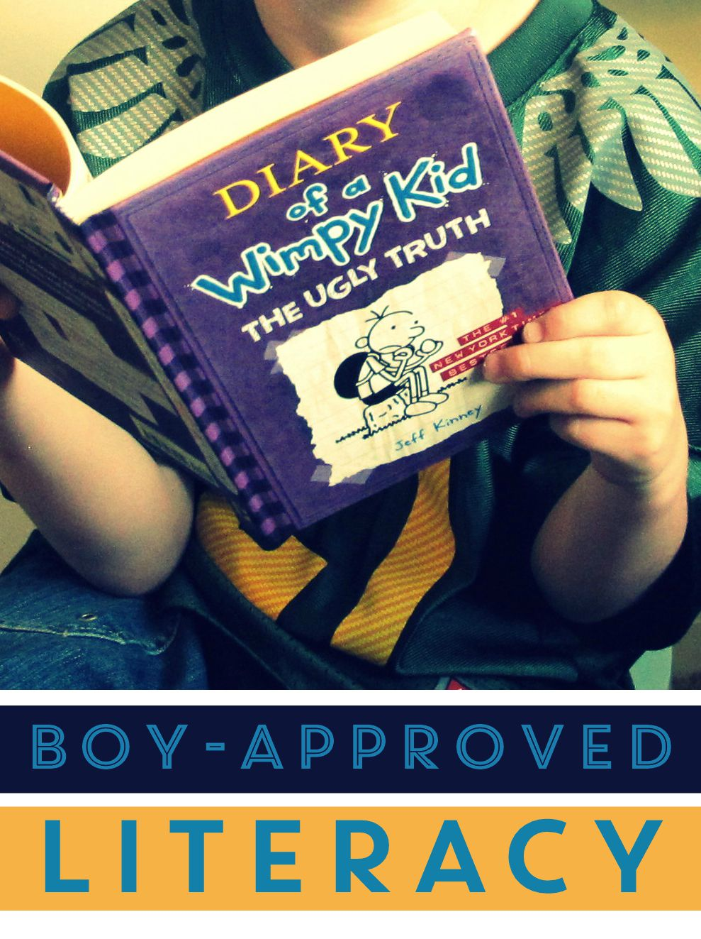 Boy-Approved Literacy