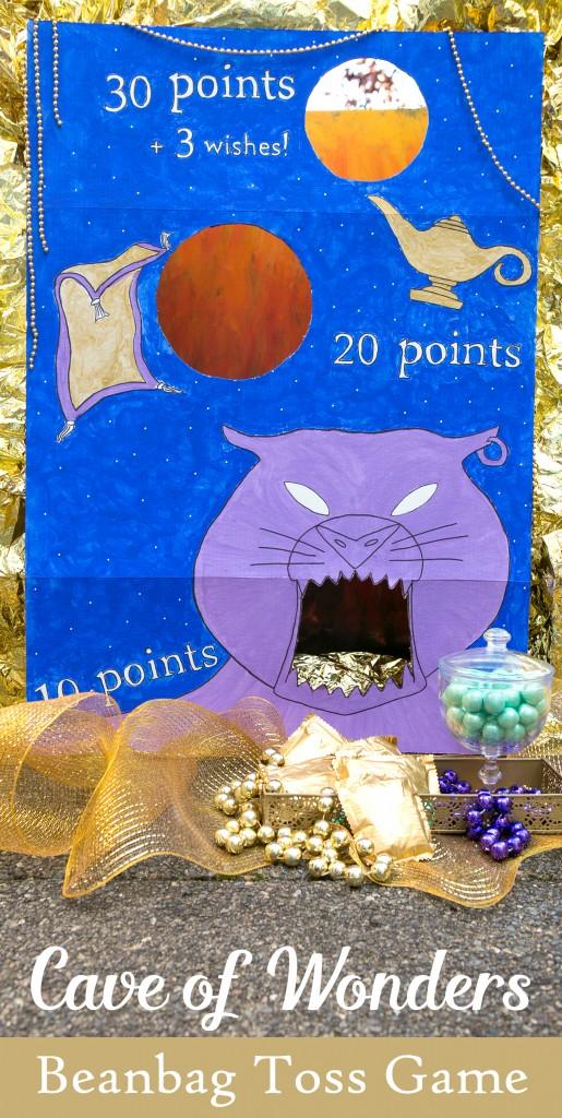 Cave of Wonders Beanbag Toss Game 2