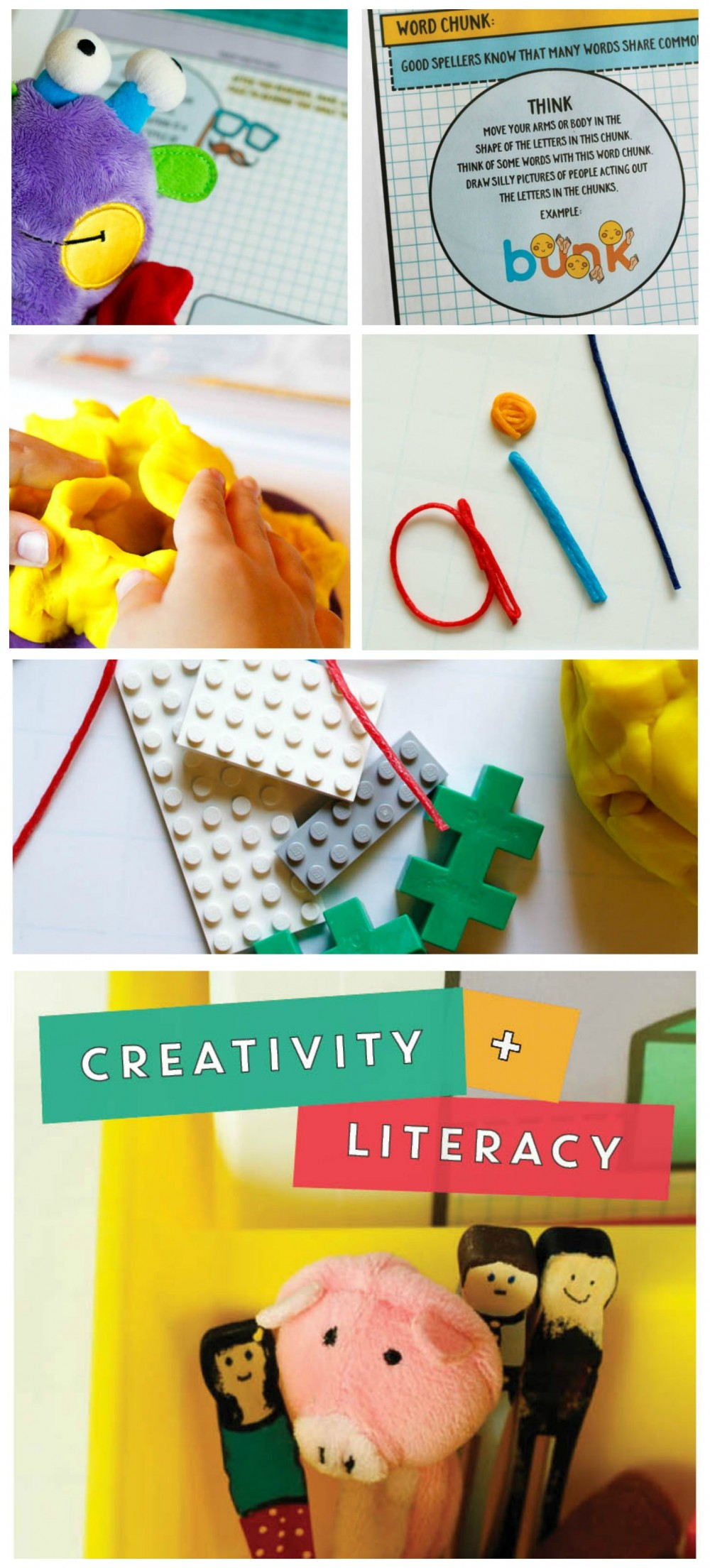 Creativity and Literacy
