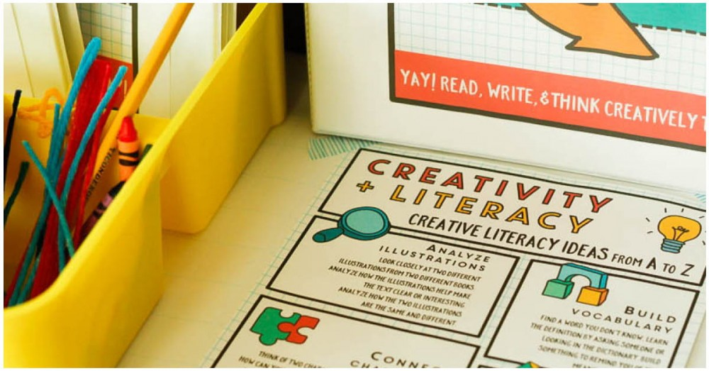 26 Creative Literacy Activities