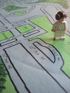 Map the Neighborhood