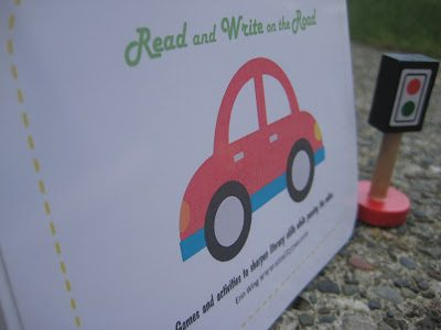 Reading and Writing on the Road