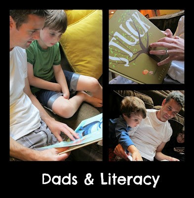 Dads and Literacy