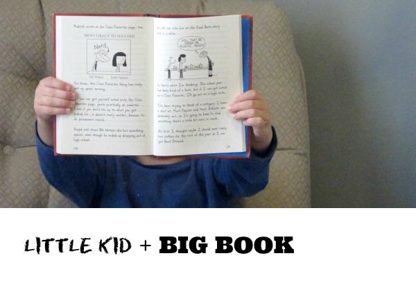 Little Kid Big Book