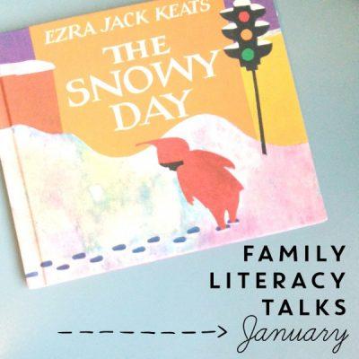 Ten Literacy Talks for January